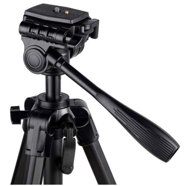 MANFROTTO NATİONAL GEOGRAPHİC 3-WAY HEAD TRİPOD