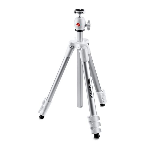 MANFROTTO MK COMPACT LİGHT TRİPOD(BEYAZ)