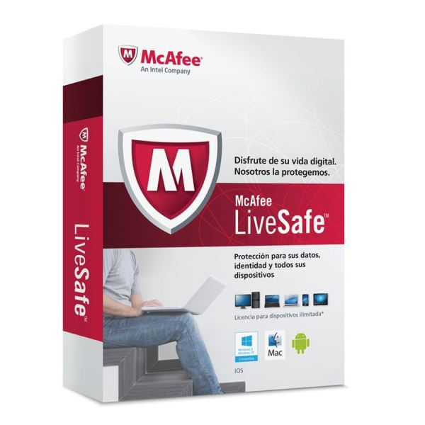 McAfee LiveSafe - Intel Security