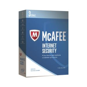 McAfee  Intel Internet Security 2017 3 Cihaz