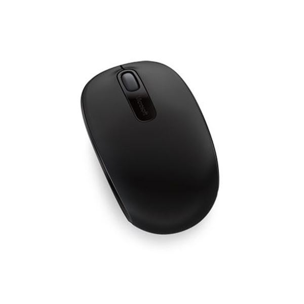 MICROSOFT Wireless Mobile Mouse 1850 Black