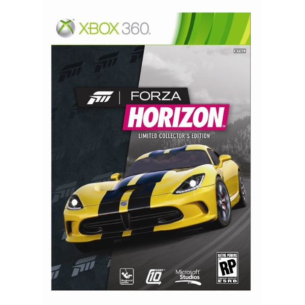 X360 FORZA HORIZON LIMITED ED