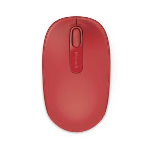 MICROSOFT Wireless Mobile Mouse 1850 Red