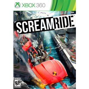 XBOX360 SCREAMRIDE