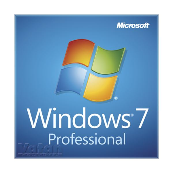 OEM Windows 7 Professional 32-bit Türkçe - DVD