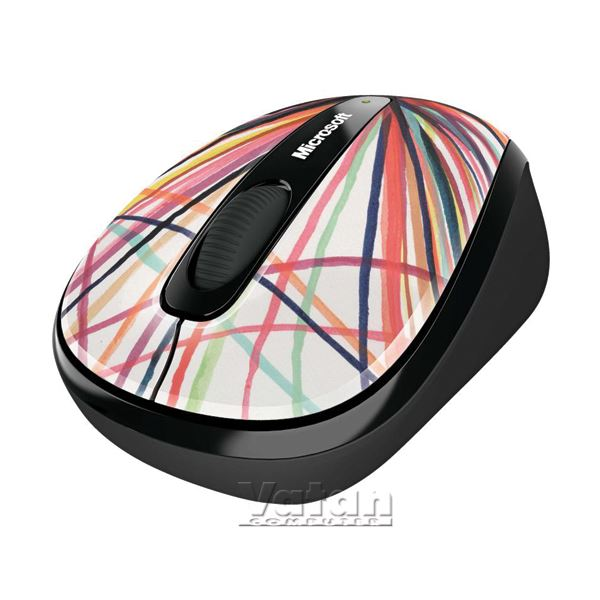 Wireless Mobile Mouse 3500 ARTIST PERRY
