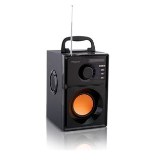 MIKADO MD-10B Bluetooth FM Radyo Destekli Speaker