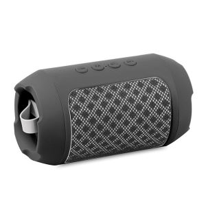 MIKADO MD-BT16 DYNAMIC Siyah 3W TF/AUX/FM Destekli Bluetooth Speaker
