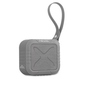 Mikado HANDY Gri Waterproof Bluetooth Speaker