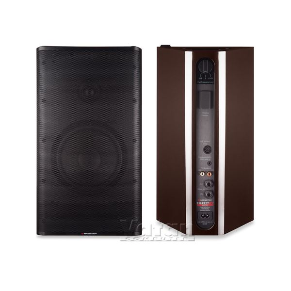MONSTER Clarity HD Model One Speakers, Bronze