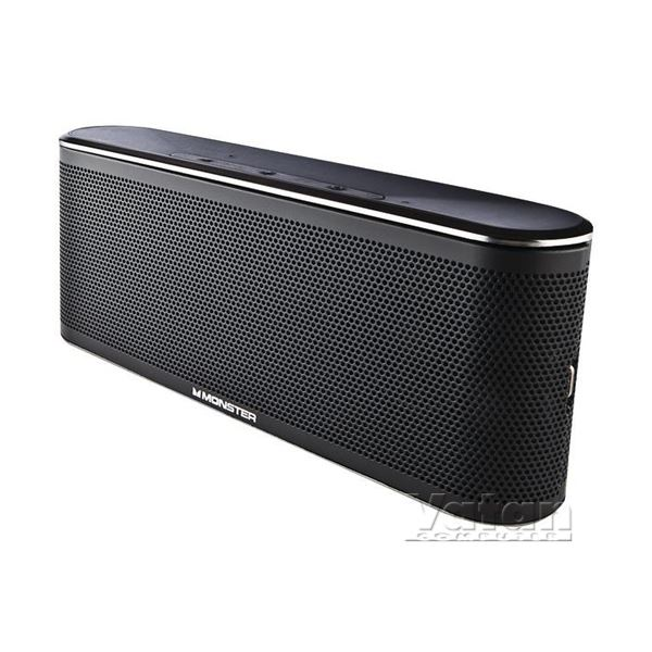 MONSTER Clarity HD Micro Bluetooth Speaker_Black