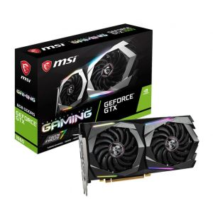 MSI GeForce GTX1660 GAMING 6G DDR6 192Bit DX12 Nvidia Ekran Kartı