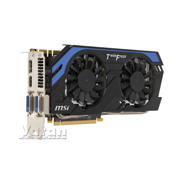 GTX660 Ti Power Edition GDDR5 2GB 192Bit Nvidia GeForce DX11 Ekran Kartı