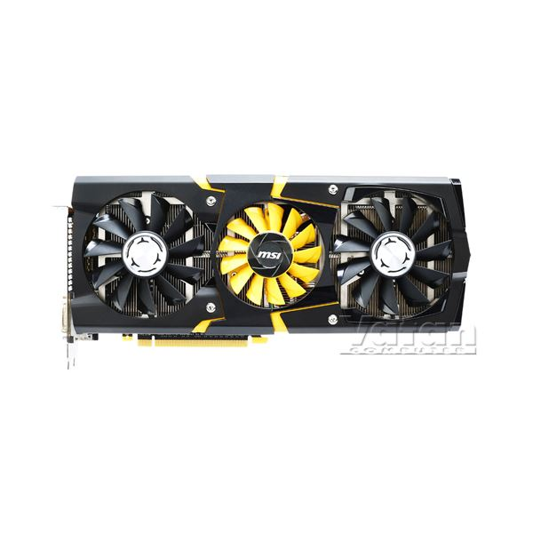 MSI GTX780 Lightning GDDR5 3GB 384Bit Nvidia GeForce DX11.1 Ekran Kartı