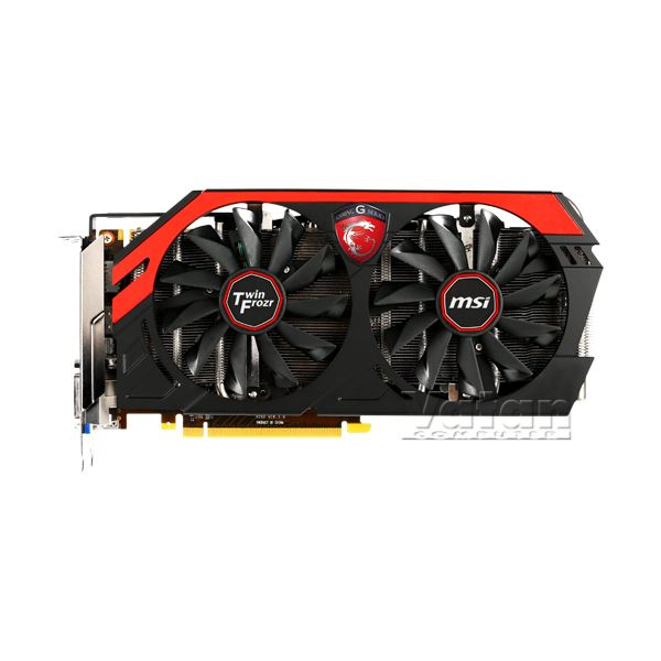 GTX770 Twin Frozr GDDR5 2GB 256Bit Nvidi GeForce DX11.1 Ekran Kartı