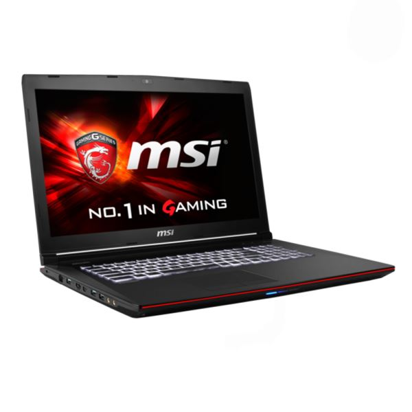 MSI GE72 APACHE CORE İ7 5700HQ 2.7GHZ-16GB-1TB HDD -17.3''-GTX960M 2GB-W10