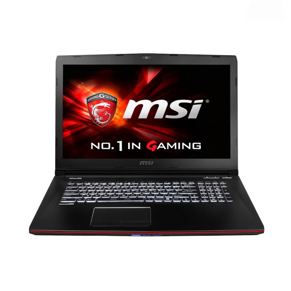 MSI GE72 APACHE CORE İ7 5700HQ 2.7GHZ-16GB-1TB HDD -17.3''-GTX950M 2GB-W10