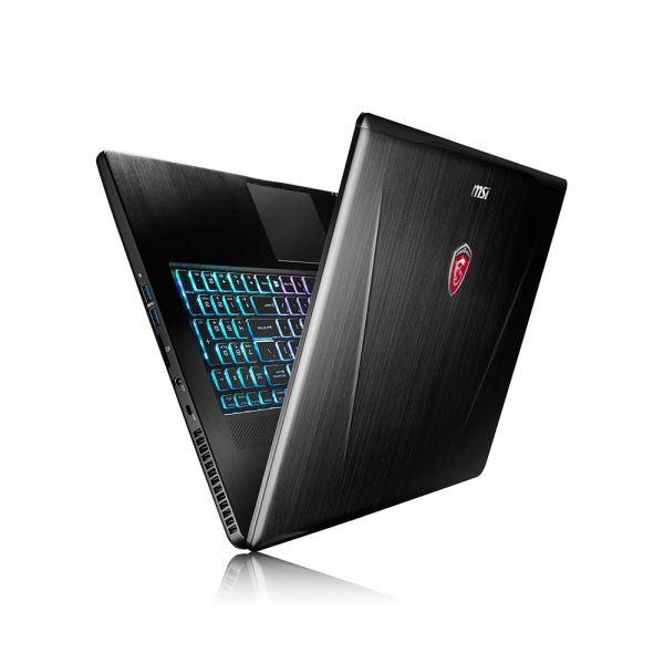 MSI GS72 STEALTH PRO 4K CORE İ7 6700HQ 2.6GHZ-16GB-256SSD+1TB-17.3''-GTX970M-W10