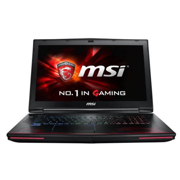 MSI GT72S DRAGON G CORE İ7 6820HK 2.7GHZ-32GB-2x256SSD+1TB-17.3