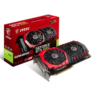 MSI GeForce GTX1060 GAMING X 3GB GDDR5 192Bit Nvidia DX12 Ekran Kartı