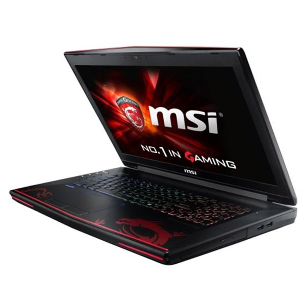 MSI GT72S DRAGON G CORE İ7 6820HK 2.7GHZ-64GB-2x256SSD+1TB-17.3