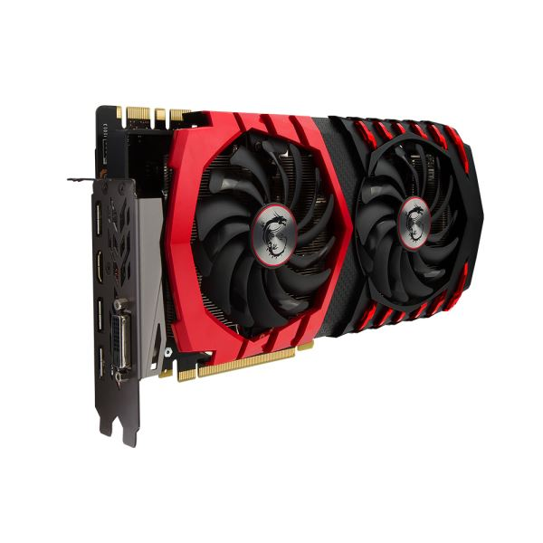 MSI GeForce GTX1080 GAMING X+ 8G 8GB GDDR5X 256Bit Nvidia DX12 Ekran Kartı