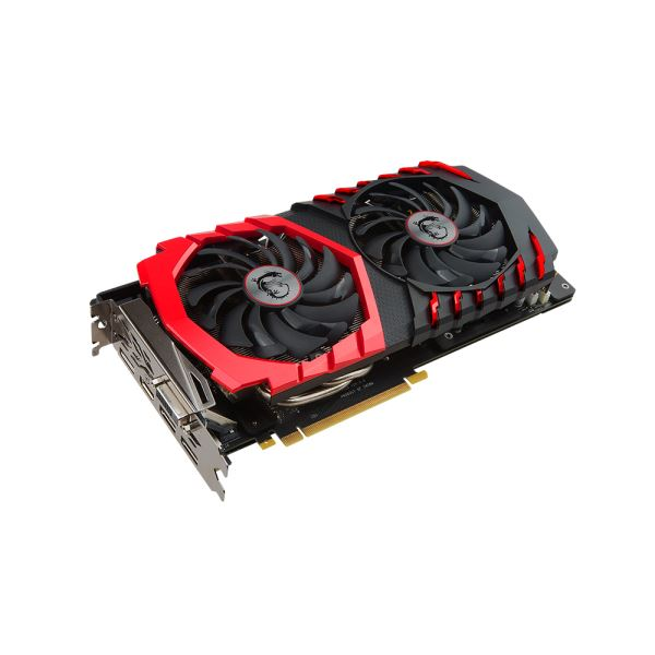 MSI GeForce GTX1060 GAMING X+ 6G 6GB GDDR5 192Bit Nvidia DX12 Ekran Kartı