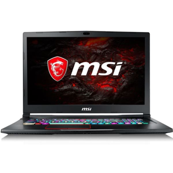 MSI GE73VR RAIDER CORE İ7 7700HQ 2.8GHZ-16GB-256GBSSD+1TB-17.3''-GTX1060-W10
