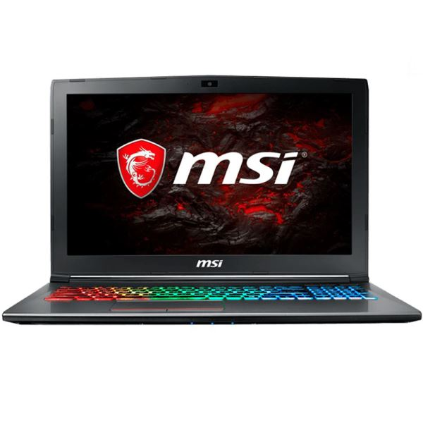 MSI GF62 CORE İ7 7700HQ 2.8GHZ-8GB-1TB+128SSD-15.6