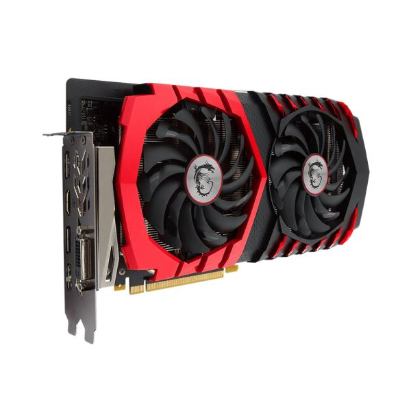 MSI GeForce GTX1060 GAMING 6GB GDDR5 192Bit Nvidia DX12 Ekran Kartı