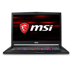"MSI GS73 STEALTH CORE İ7 8750H 2.2GHZ-16GB-256GB SSD+2TB-17.3""-GTX1060 6GB-W10"