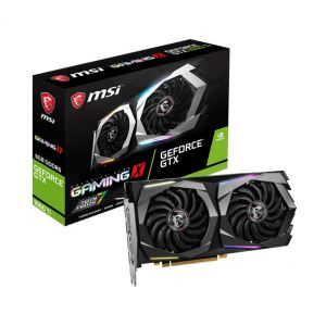 MSI GeForce GTX1660Ti GAMING X 6GB GDDR6 192Bit Nvidia DX12 Ekran Kartı