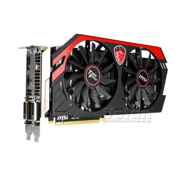 MSI GTX780 Ti Gaming GDDR5 3GB 384Bit Nvidia GeForce DX11.2 Ekran Kartı