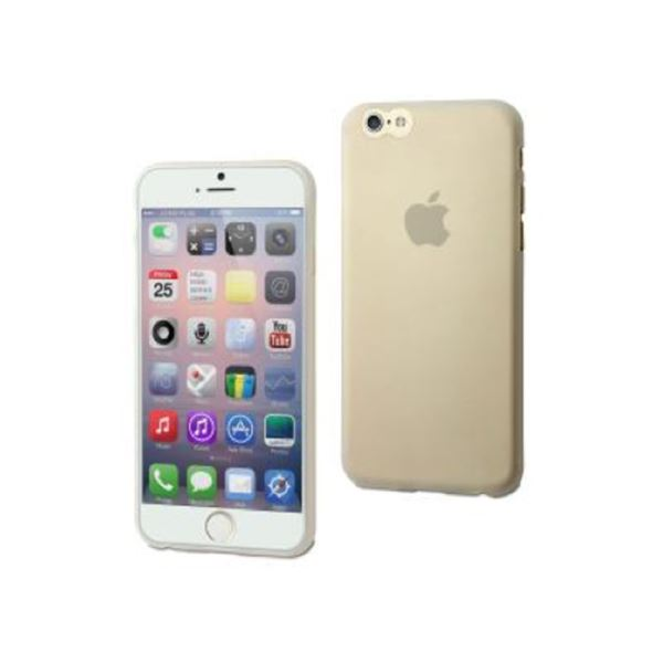 Muvit Coque Thingel iPhone 6 Kılıfı (Şeffaf)