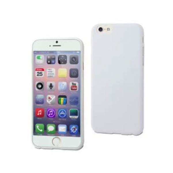 Muvit Coque Thingel iPhone 6 Kılıfı (Beyaz)