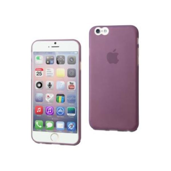 Muvit Coque Thingel iPhone 6 Kılıfı (Leylak)
