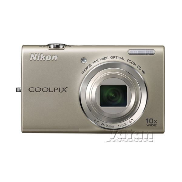 NIKON COOLPIX S6200 16 MP 2.7