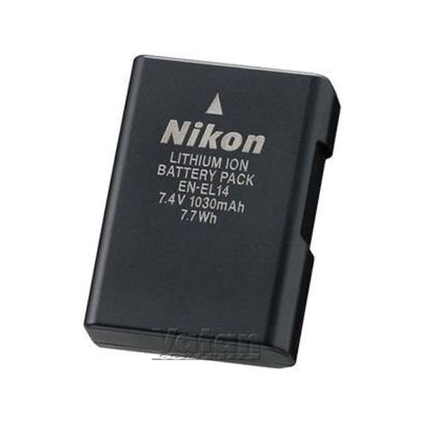 Rechargeable Li-ion Battery EN-EL14