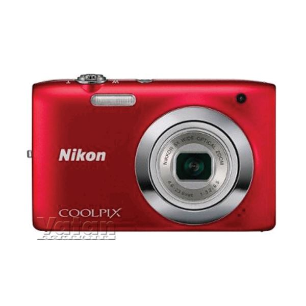 NIKON COOLPIX S2600  14 MP 2.7