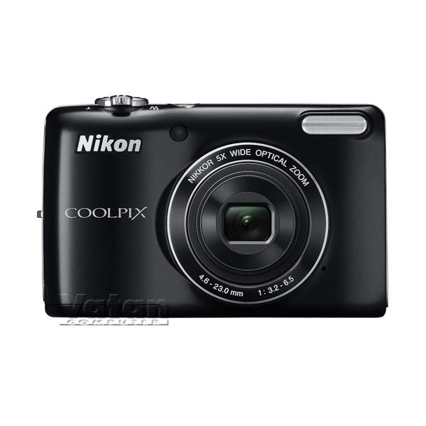 COOLPIX L26  16.1 MP 3