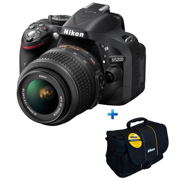 NIKON D3200 VR KIT 18-55 mm 24.2 MP 3
