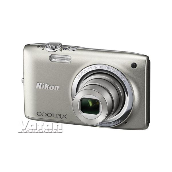 NIKON COOLPIX S2700 16 MP 2,7