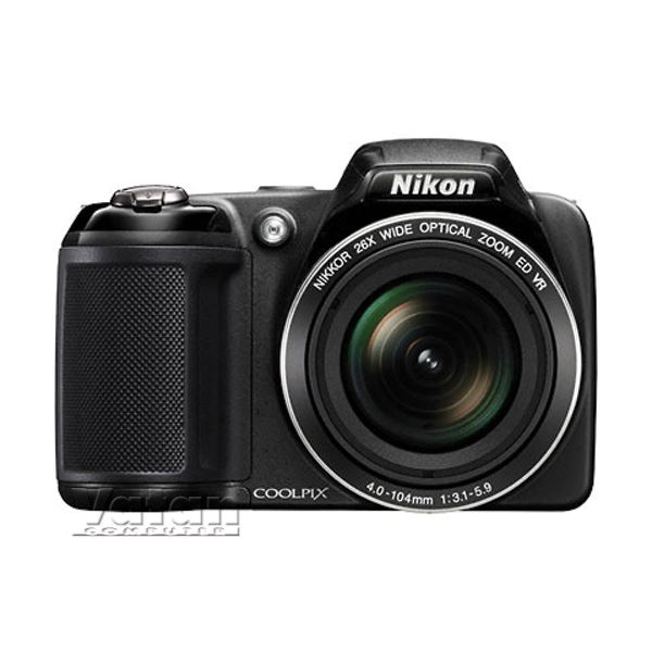 NIKON COOLPIX L320 16.1 MP 3
