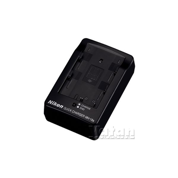 NIKON MH-18A QUICK CHARGER FOR EN-EL3/A/E