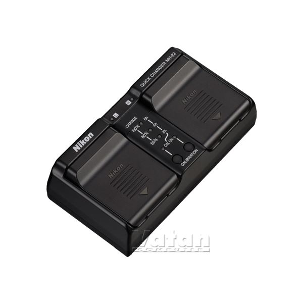 NIKON MH-22 QUICK CHARGER