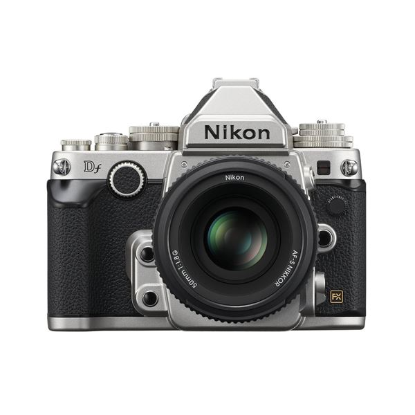 NIKON Df 50mm1.8 16.2 MP 3,2