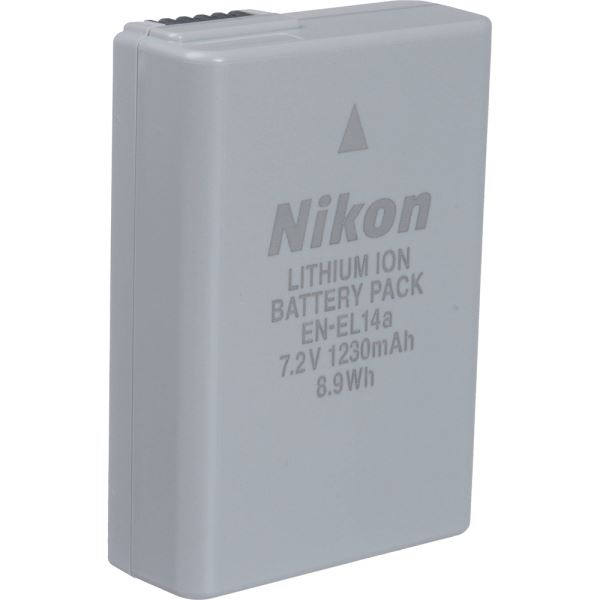 NIKON RECHARGEABLE Lİ-İON BATTERY EN-EL14a