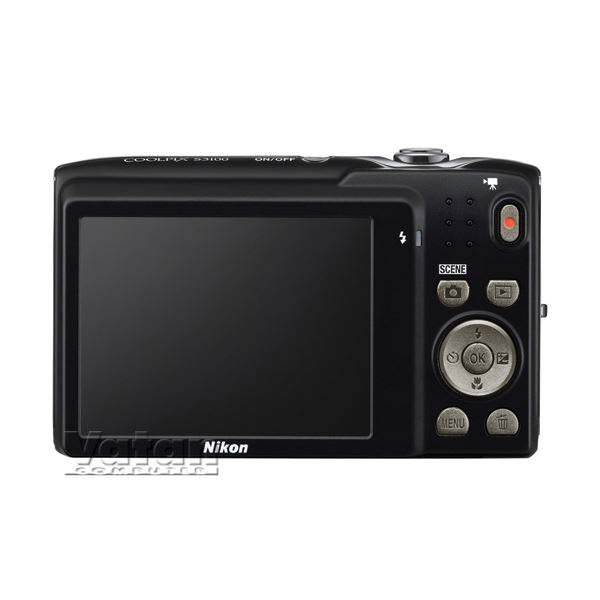 NIKON COOLPIX S3100 14 MP 2.7