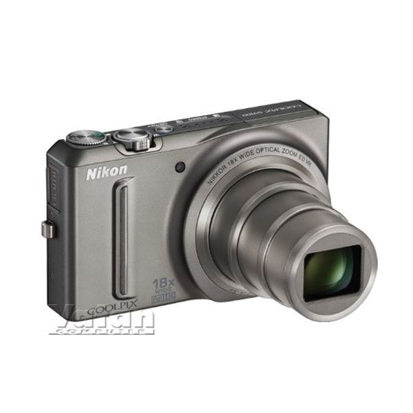 NIKON COOLPIX S9100 12.1 MP 3,0