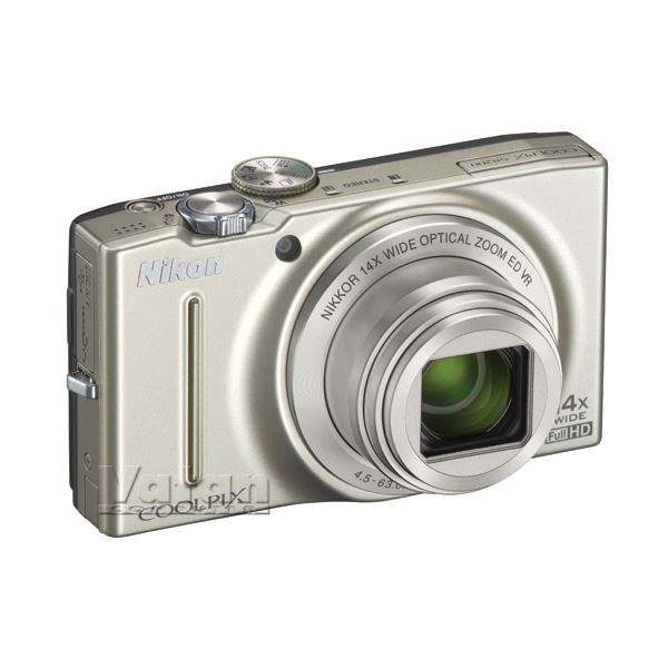 NIKON COOLPIX S8200 16.1 MP 3